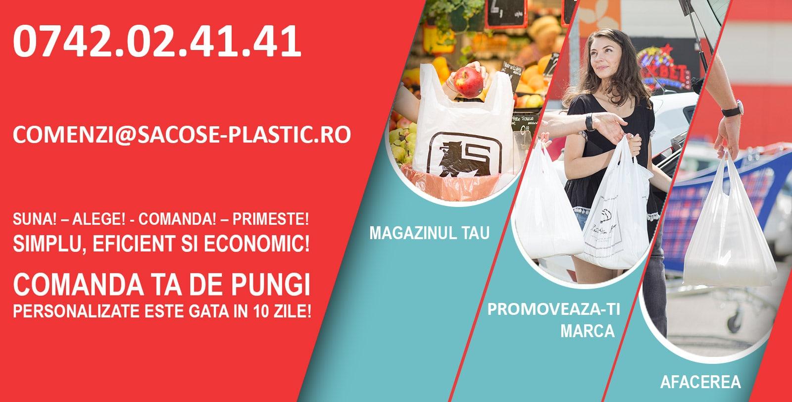 oferta sacose plastic